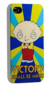 AUDIOLOGY FG1-17-2 Family Guy Fitted Hard Shell Cell Phone Case For Ipod Touch 5 Case Cover - 1 Pack - Retail Packaging - Victory