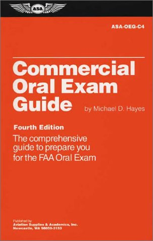 Commercial Oral Exam Guide: ASA-OEG-C4