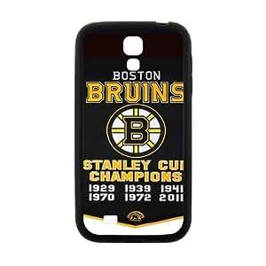 Boston Bruins Dynasty Banner Fashion Design Samsung Galaxy S4 I9500 Case Shell Cover (Laser Technology)