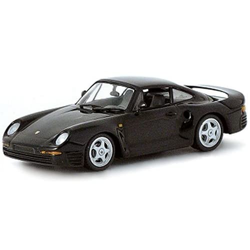 1/43 Porshe 959 1987 Black Limited
