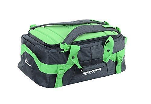 DMM Void Duffel Bag - 45L Black/Green