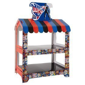 Asda Comic 2 Tier Cake Stand Display Cupcake Box