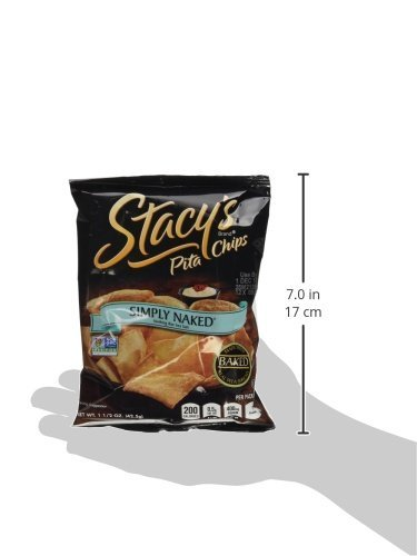 Stacy's Pita Chips Variety Pack, 1.5 Ounce (Pack of 24) - Pack of 2
