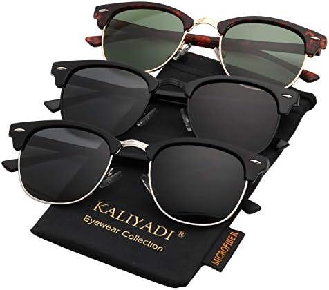 Polarized Sunglasses Semi Rimless Driving Blocking product image