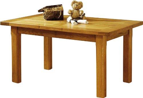 Rechteckig Kampagne Tisch Eiche L180