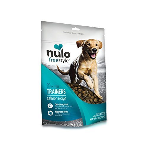 Nulo Puppy & Adult Freestyle Trainers Dog Treats: Healthy Gl