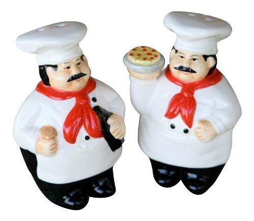 Italian Ceramic Salt - 5