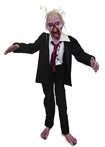 Scary Puppet Costume (Grave Robbie Puppet)