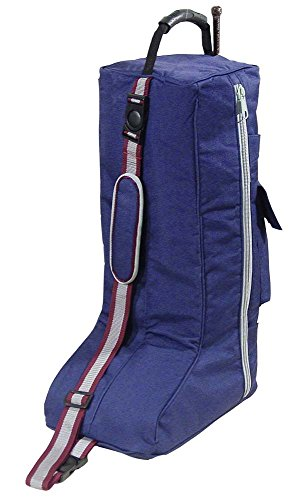 Derby Originals Padded 3 Layers English Tall Boots Carry Bags, (Iii English Boot)