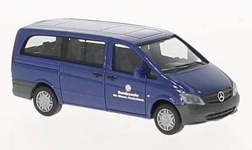 """Mercedes-Benz Vito Bus /""""Bundeswehr/""""Herpa 1:87 746267"""