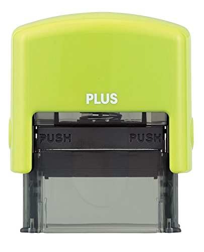 Plus Guard Your ID Stamp, Small, Green, 1 Pad