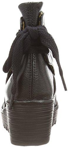 Yama Fly para Botas Mujer Forro 033 London Black sin Antideslizantes Negro OBSS5Pqw