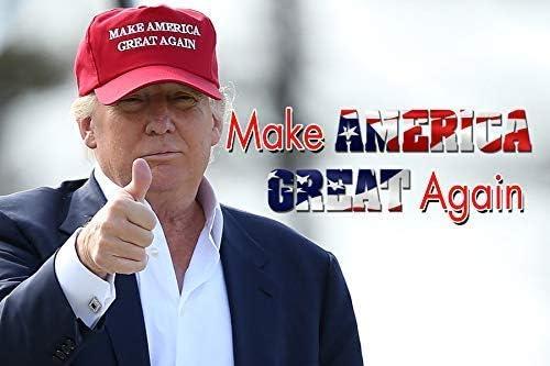 MAGA .. President Donald Trump Hat...Make America Great Again.