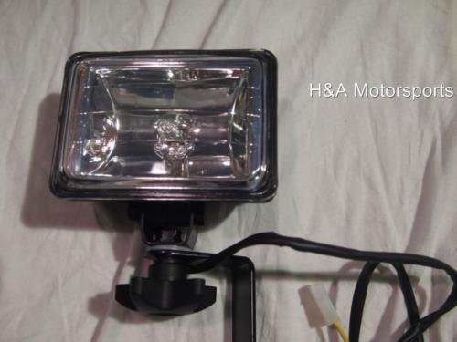 "381294362316 All Utv Atv Boat Utility Work Spotlight Golf Cart Rhino Ezgo Polaris New"""