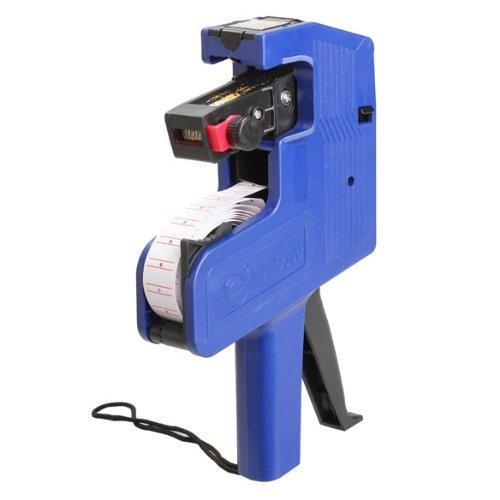 Gun Labels Line (LiChiLan Price Labeler, Price Label Tag Marker Line Machine Pricing Gun Labeller Tool MX-5500)