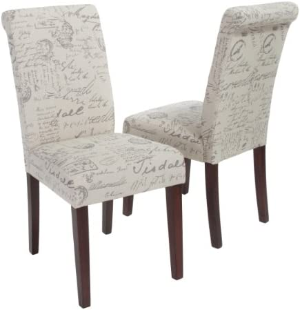 Christopher Knight Home French Linen Dining Chair