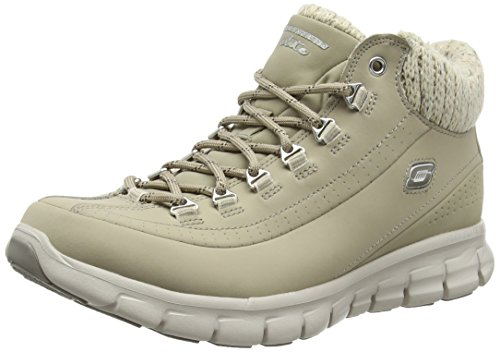 Doublure Gris Intérieure stn nbsp;strong Bottines Will Sans Synergy Femme Skechers nxCq4pWw8