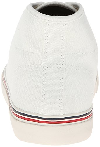 Fred Perry - Herrenschuhe -Sneaker- Kendrick Mid Canvas - Weiss - Gr.40