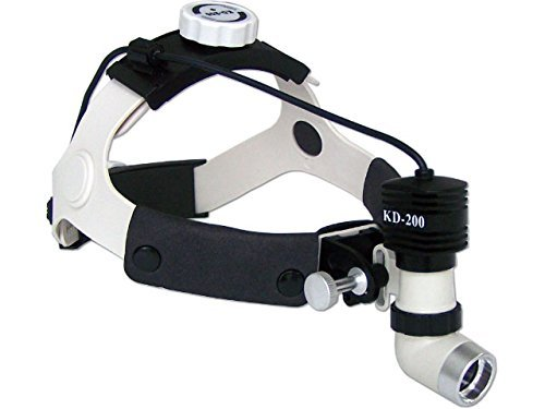 Dental Surgery Headlamp - 5W LED Surgical Medical Headlamp for Dentist ENT Clinic