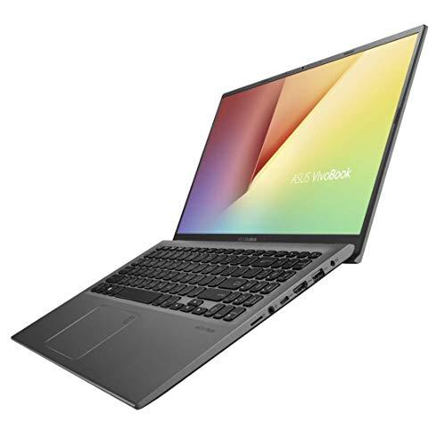 ASUS 2019 VivoBook 15 15.6 Inch FHD 1080P Laptop (AMD Ryzen 3 3200U up to 3.5GHz, 4GB DDR4 RAM, 128GB SSD, AMD Radeon Vega 3, Backlit Keyboard, FP Reader, WiFi, Bluetooth, HDMI, Windows 10) (Grey)