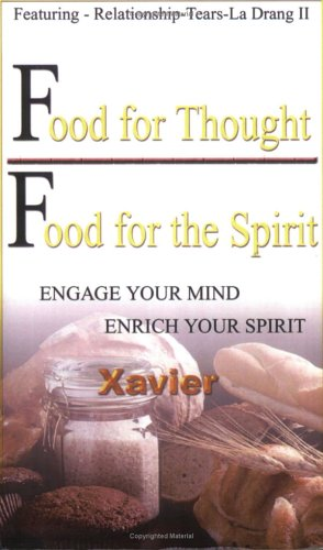 Read Online Food for Thought, Food of the Spirit pdf