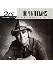 The Best of Don Williams-20th Century Masters - The Millennium Collection, Vol. 1