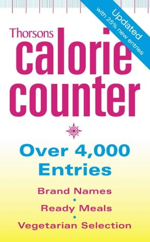 Thorsons Calorie Counter New Edition Buy Online In Gibraltar At Desertcart