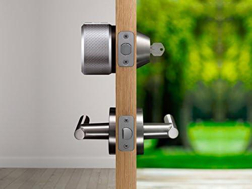 August Smart Lock (HomeKit Enabled / Dark Gray) 41B2QHwmURL
