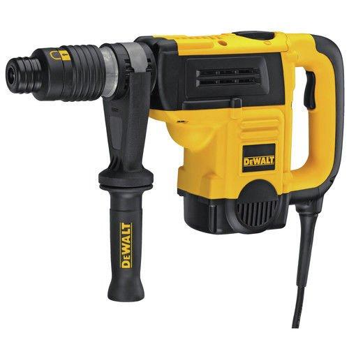 DEWALT D25553K 1-9/16-Inch Spline Combination Hammer Kit