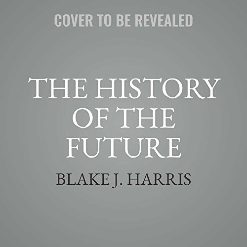 The History of the Future: How a Bunch of Misfits, Makers, and Mavericks Cracked the Code of Virtual Reality by HarperCollins and Blackstone Audio