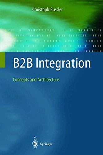 Download B2B Integration: Concepts and Architecture Pdf