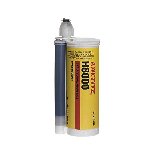 H8000 Speedbonder Structural Adhesive by Loctite