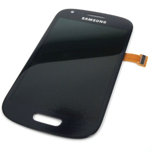 Generic Full Lcd Display Touch Digitizer Glass Compatible For Samsung Galaxy S3 S 3 Mini I8190 Blue
