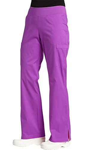 Orchids Blend (White Cross Petite Allure Yoga Pant-Radiant Orchid,XS)