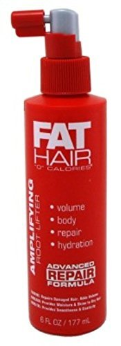 Samy Fat Hair Amplifying Root Lifter Spray 6oz (2 Pack) by Samy