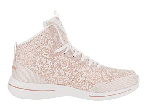 Skechers Womens Burst 2.0 - Fashion Forward Wit / Roze