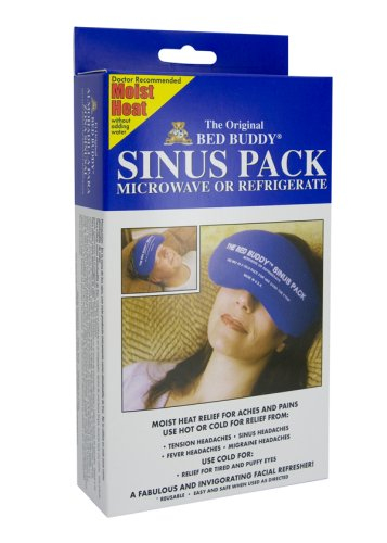 bed buddy sinus pack instructions