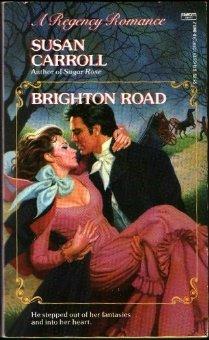 book cover of Brighton Road