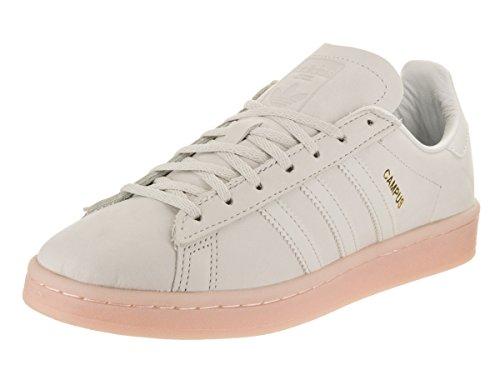 (adidas Women's Campus Originals Crywht/Crywht/Icepnk Casual Shoe 7)