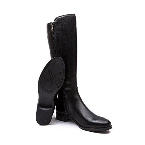Botas largas damas Caprice 9-25541-25 negro negro