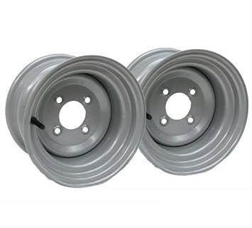 """2 - 10 """"rueda de las ruedas de la pulgada montar en la cortadora"""
