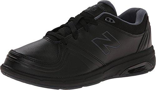 (ニューバランス) New Balance レディースウォーキングシューズ?靴 WW813 Black 11 (28cm) 4E - Extra Extra Wide