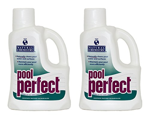 (Natural Chemistry 2 03121 Swimming Pool Perfect Enzyme Oil Scum - 3 Liters Each)