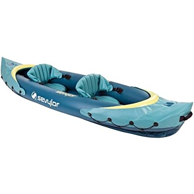 2000014126 Sevylor C001 Clear Creek 2 Person Kayak from The Coleman Company, Inc.