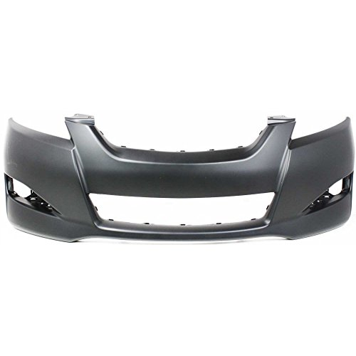 Front Bumper Cover Primed Compatible with 2009-2014 Toyota Matrix