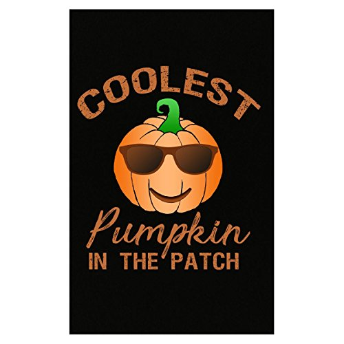 Halloween Coolest Pumpkin In The Patch - Poster