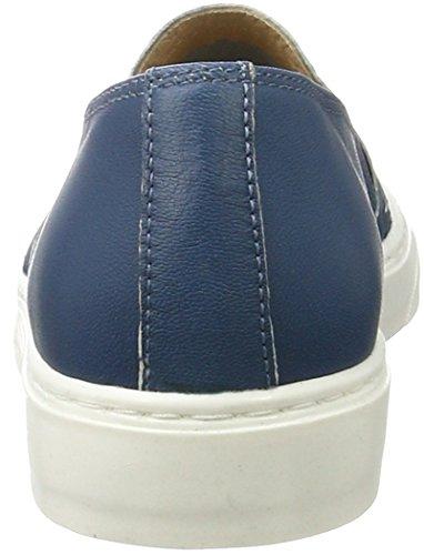Donna Jeans Scarpe Peperosa 102 Derby Stringate Denim w0A8PqI8