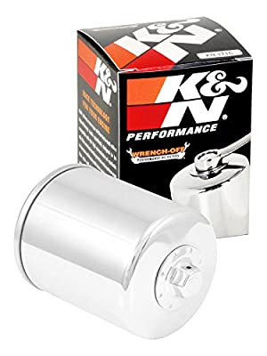K&N KN-171C Harley Davidson/Buell High-Performance Oil Filter