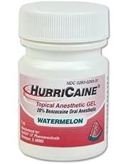 HurriCaine Topical Anesthetic Gel Watermelon - 1 oz.
