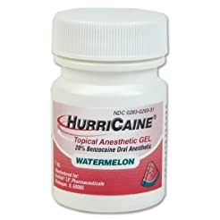 HurriCaine Topical Anesthetic Gel Waterm...